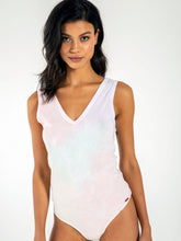 Load image into Gallery viewer, n:philanthropy - Mystic Bodysuit in Sherbert Rainbow