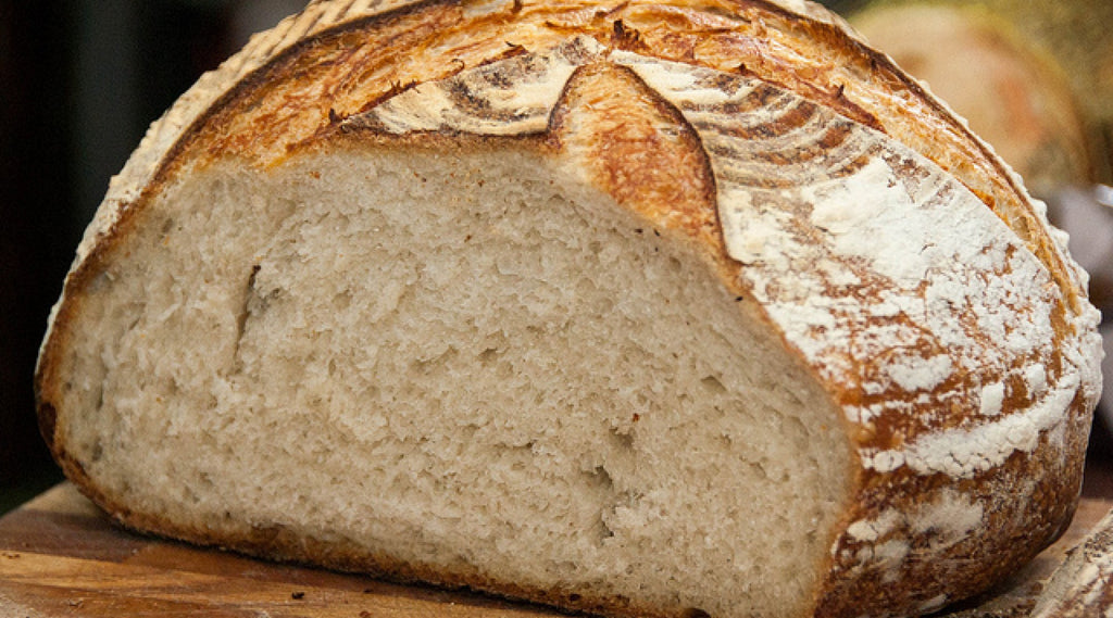 How to Make the Sourdough Loaf