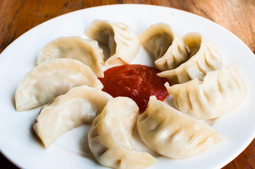 How to Make Steamed Momos