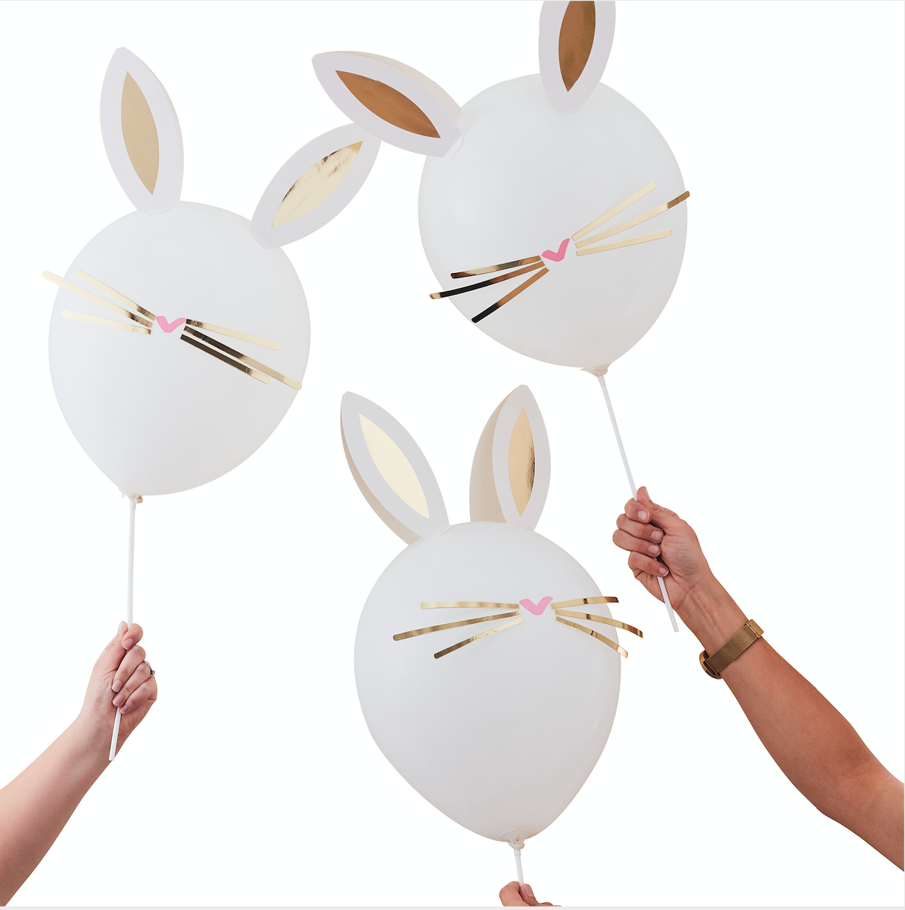 Easter Bunny Balloons
