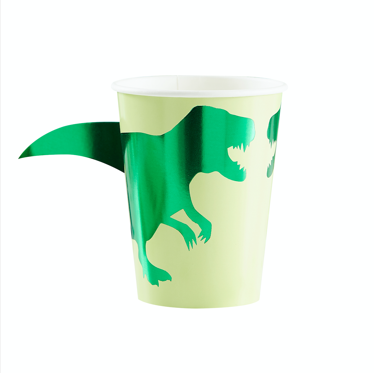 Dinosaur Paper Party Cup
