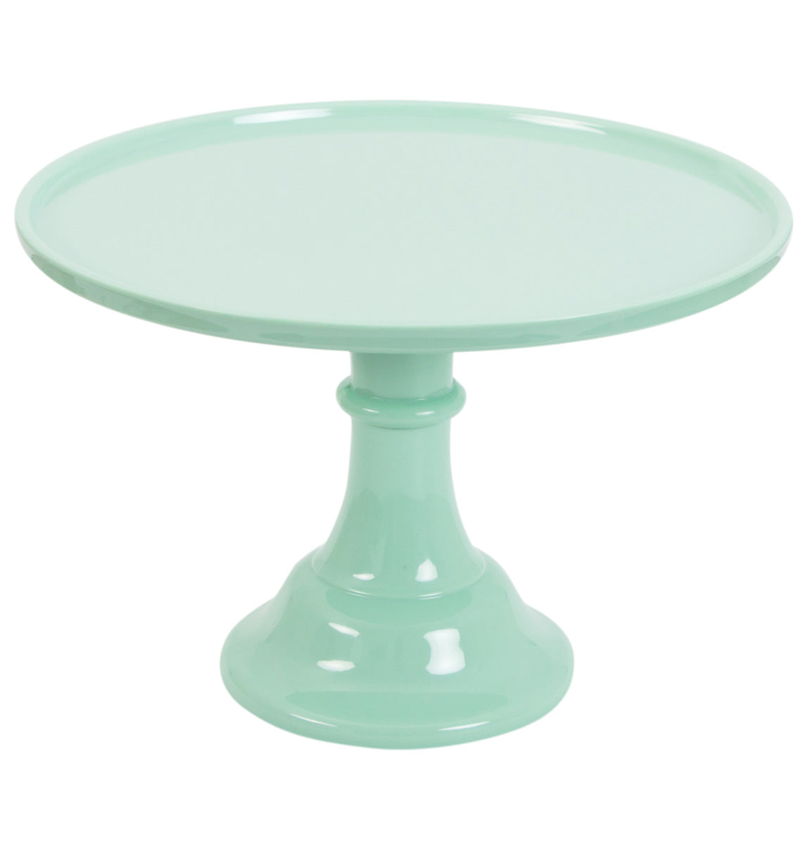 Classic Large Cake Stand - Mint