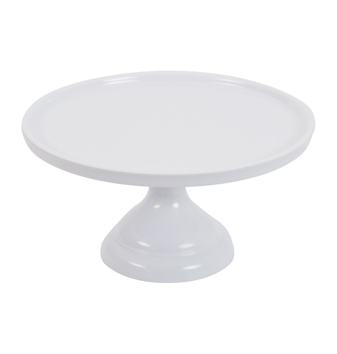 Classic Small Cake Stand - White