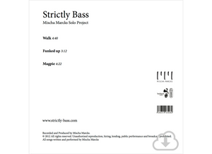 STRICTLY BASS Digital (Mini-EP)