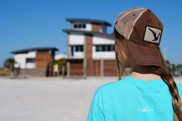 Gulf Shores Trucker Hat by Legacy