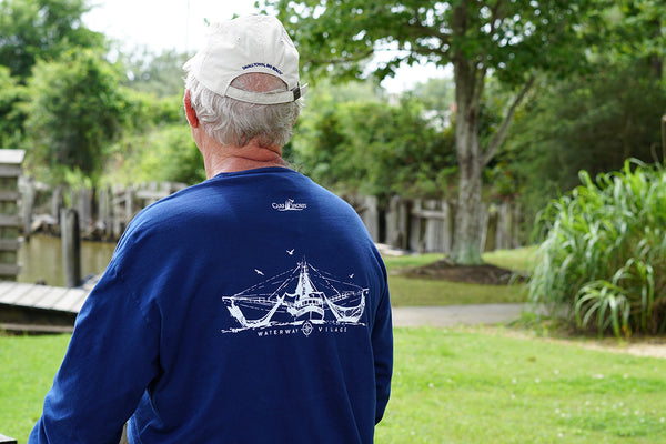 Waterway Village Long Sleeve T-Shirt