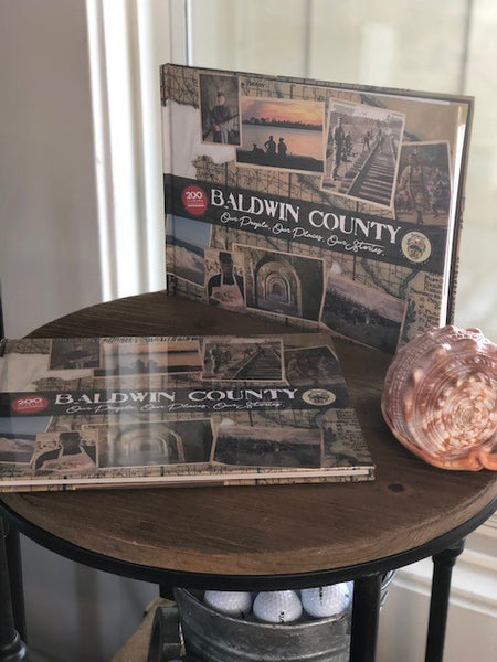 Alabama's Bicentennial Book-Baldwin County
