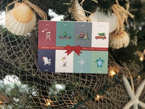(6ct) Christmas Card-Merry Christmas