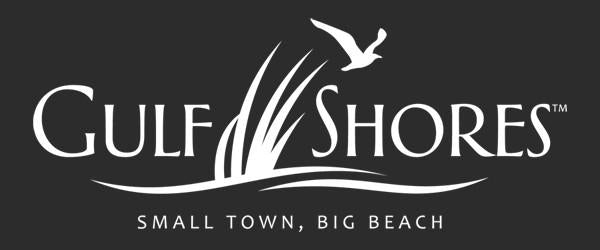 Gulf Shores Logo Decal
