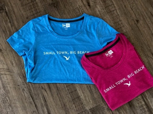 STBB Ladies Performance Scoop Tee