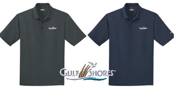 Gulf Shores Nike® Golf Polo Shirt