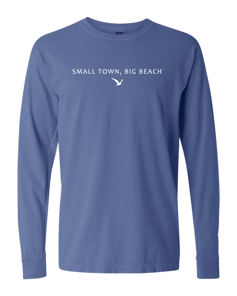 Gulf Shores T-Shirts│Classic STBB Long Sleeve T-Shirt - Dark Blue