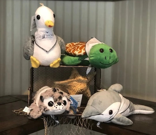STBB SHORE BUDDIES PLUSH ANIMAL