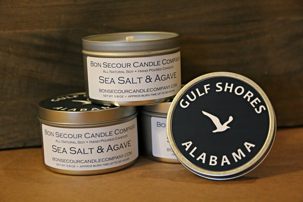Gulf Shores Soy Candles