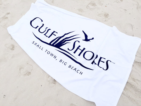 Gulf Shores Beach Towel