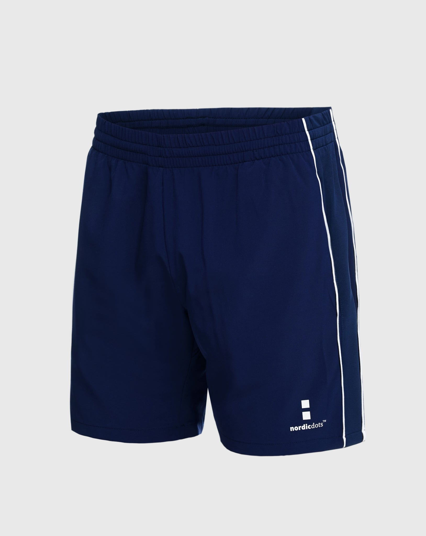 nordicdots tennis padel shorts navy