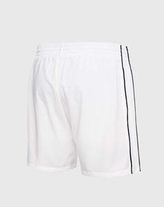 nordicdots white tennis padel shorts