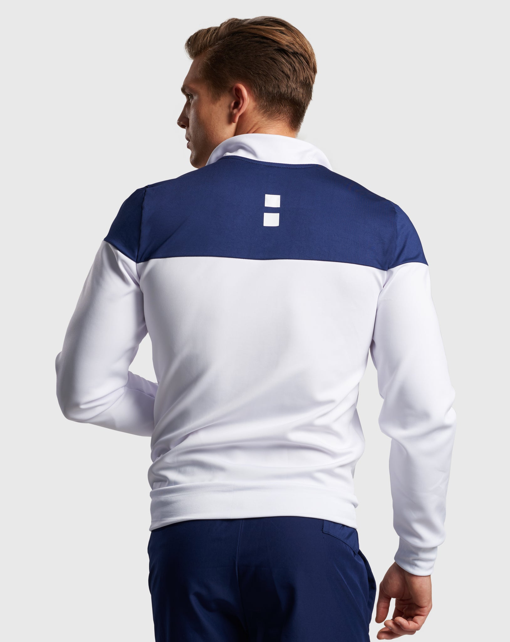 nordicdots tennis brand men's jacket