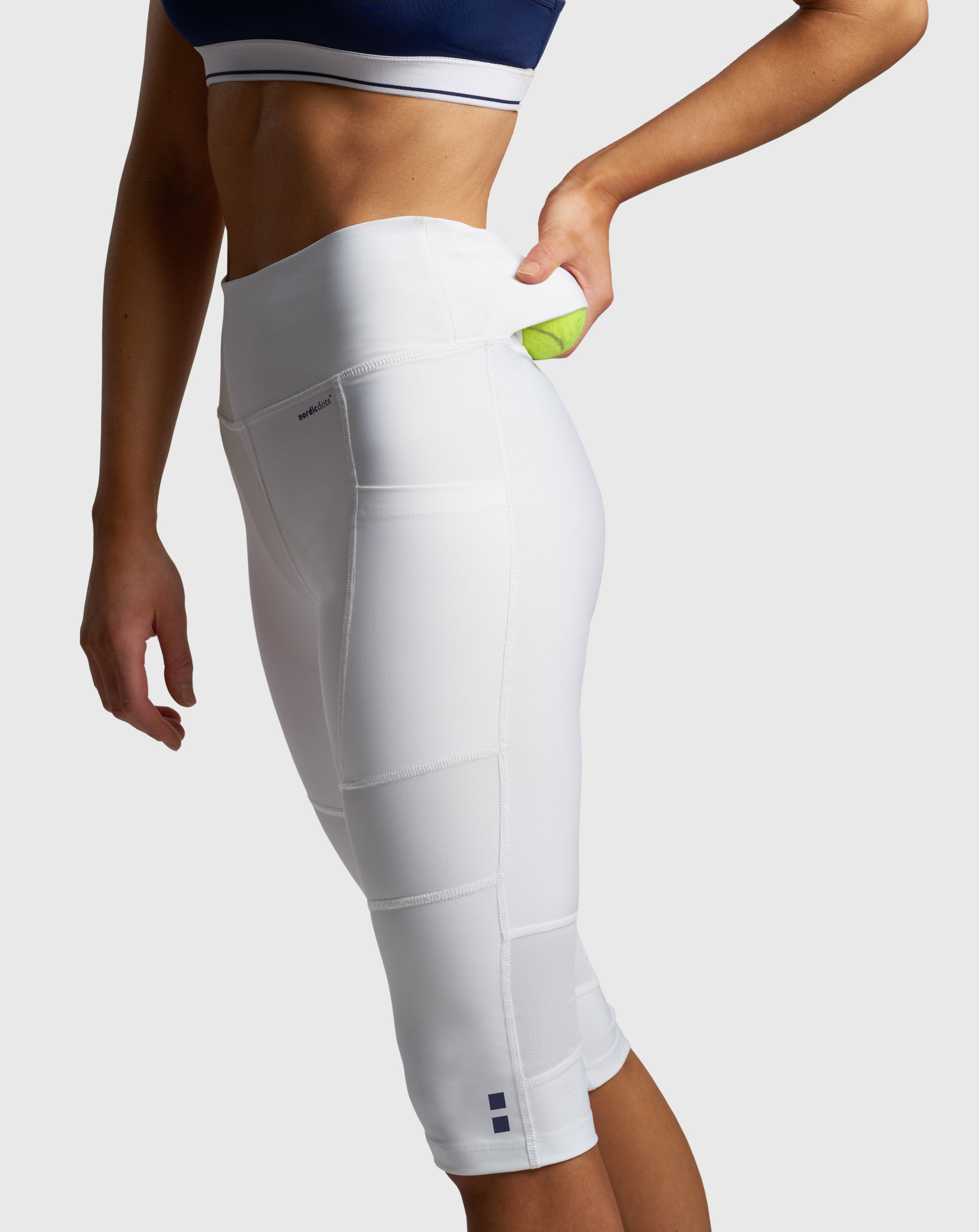 Pro Training Leggings White