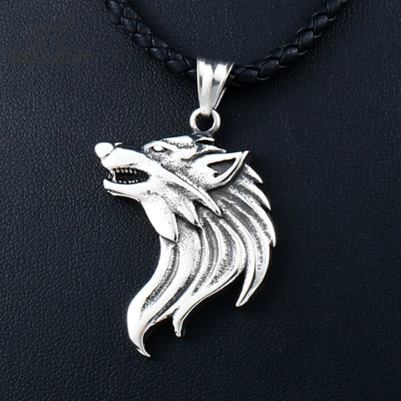Alpha Wolf Necklace