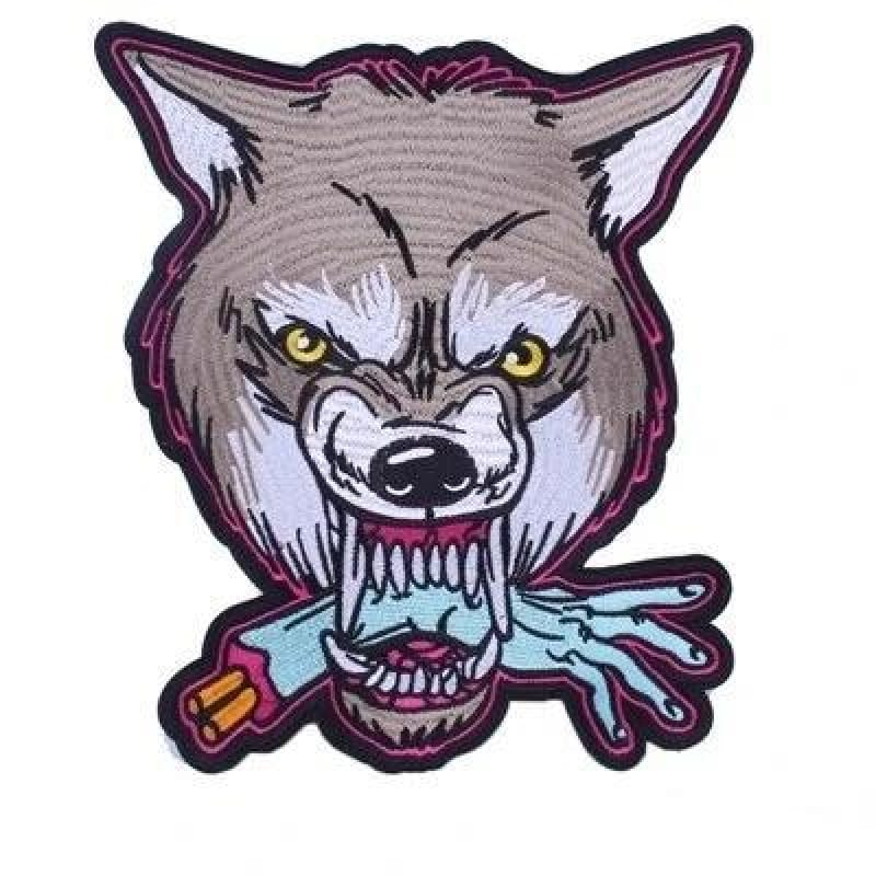 Bad Wolf Patch