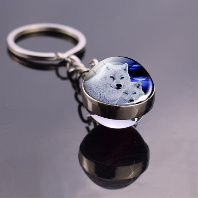 Ball Keychain
