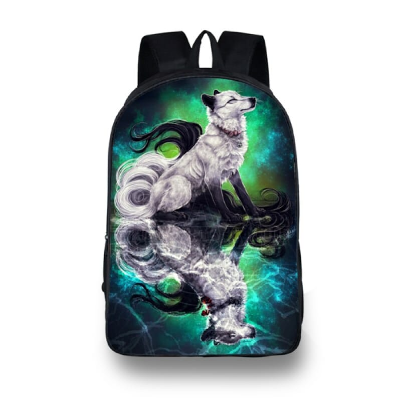 Cool Wolf Backpack