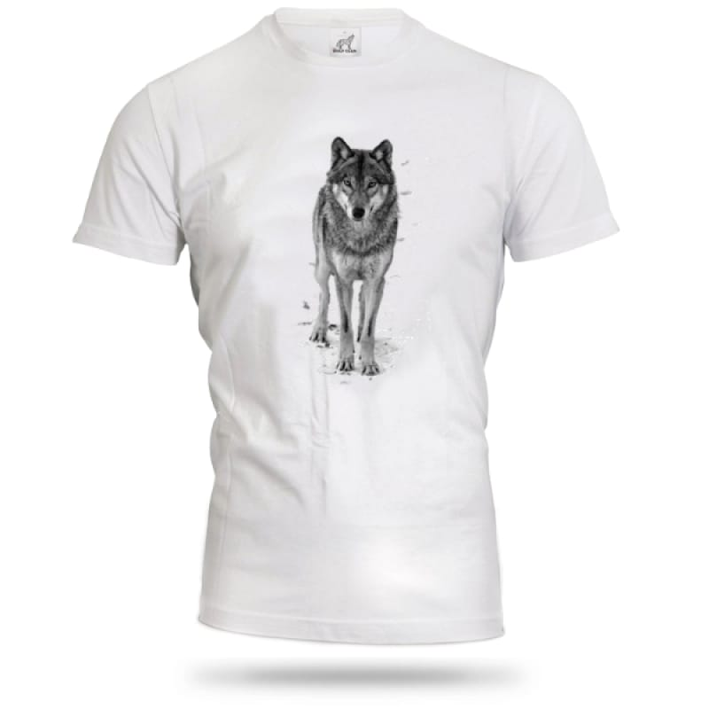Courage Wolf Shirt