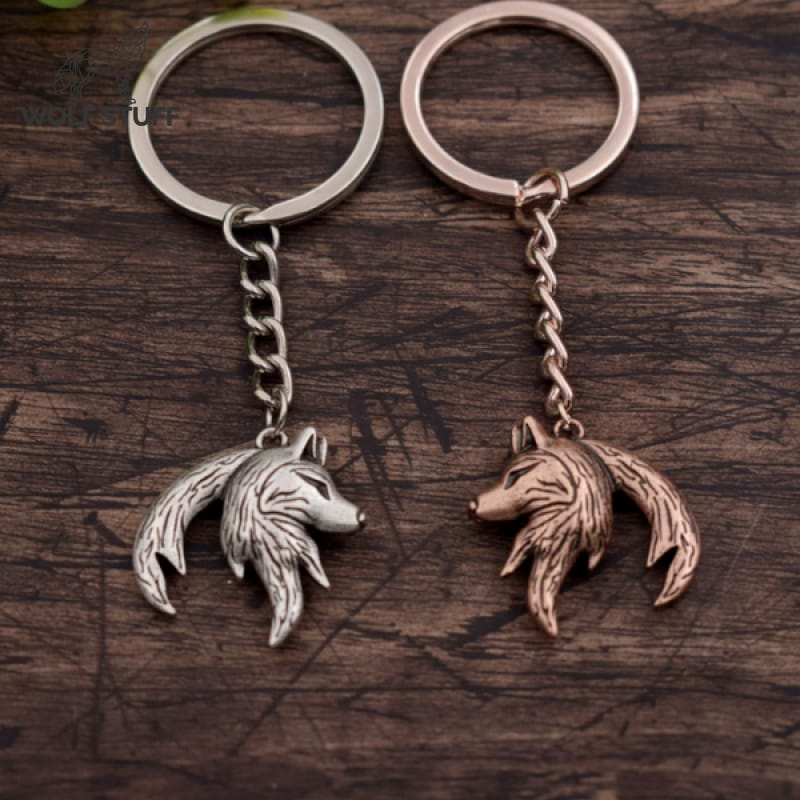 Cute Couple Keychains