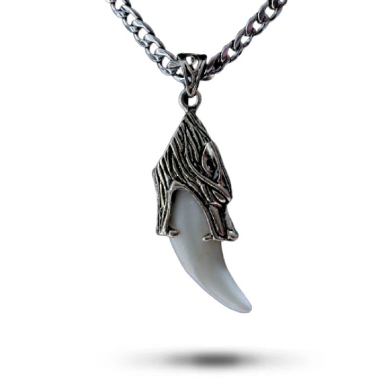 Dire Wolf Tooth Necklace