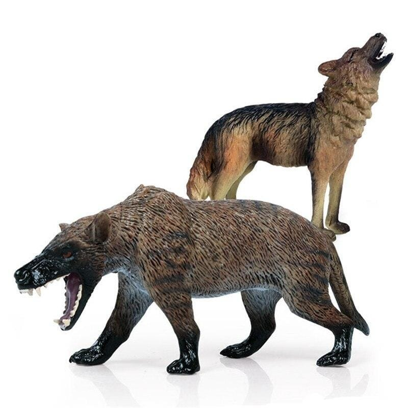 Dire Wolf Toy