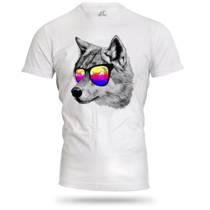 Funny Wolf Shirt