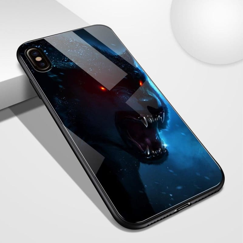Iphone 6 Wolf Phone Case