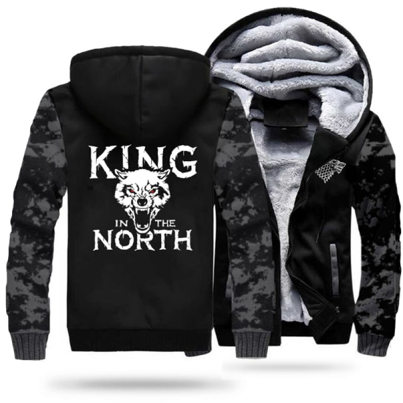 King in the North Jacket