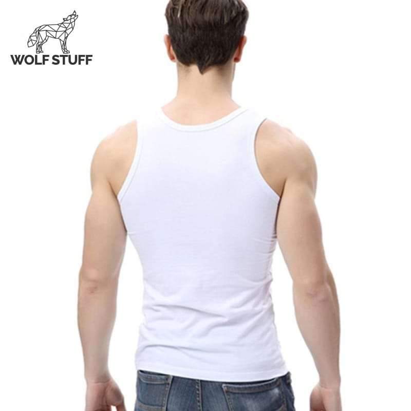 Lone Wolf Tank Top