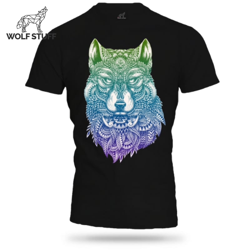 Magic Wolf Shirt