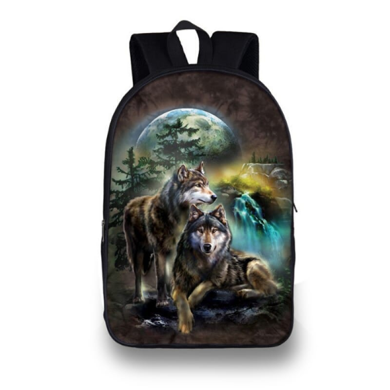 Mountain Wolf Backpack