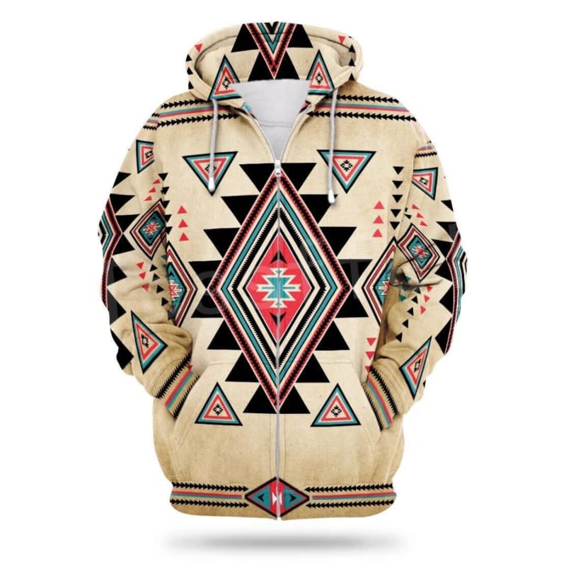 Native American Fleece Jacket