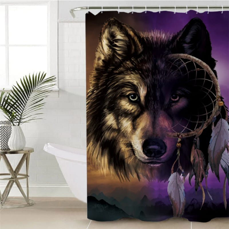 Native American Indian Shower Curtains
