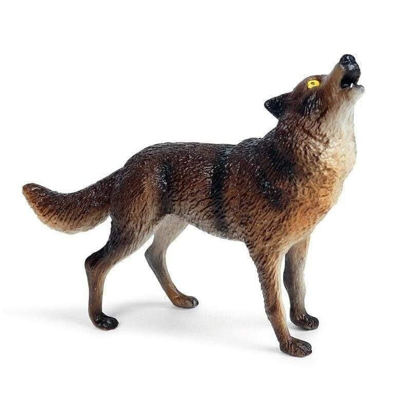Plastic Wolf Toys