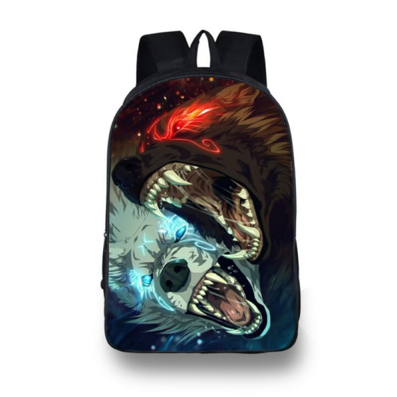 Top Wolf Backpack
