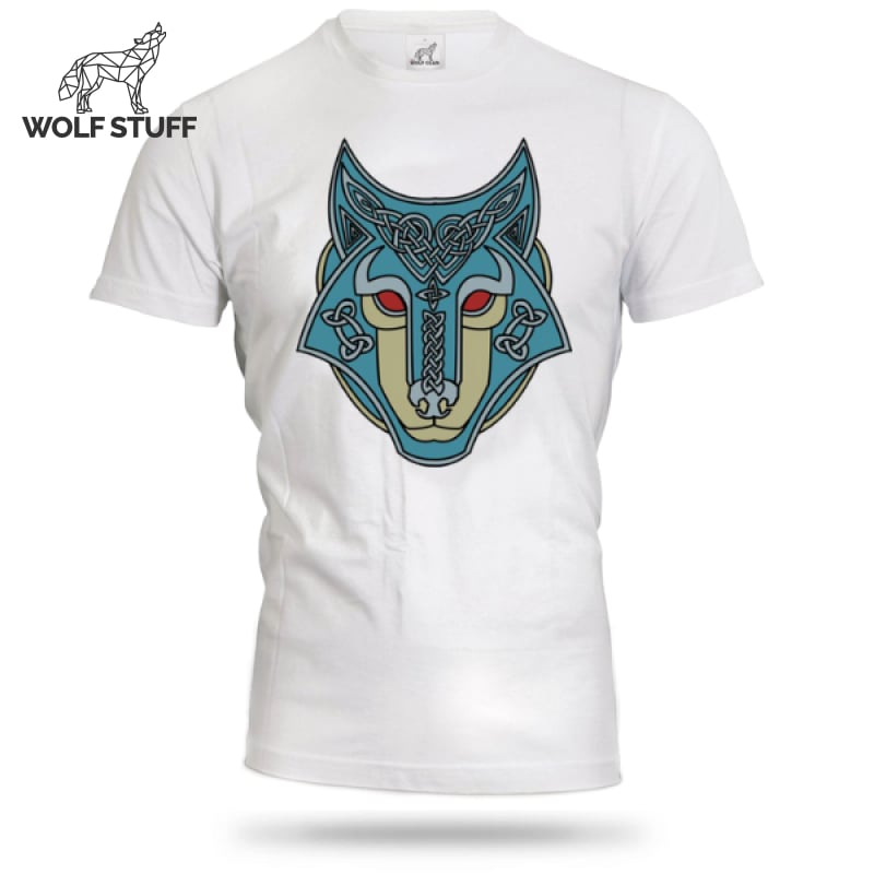 Viking Wolf Shirt