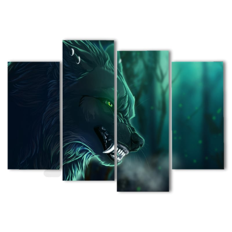 Wolf artwork for sale