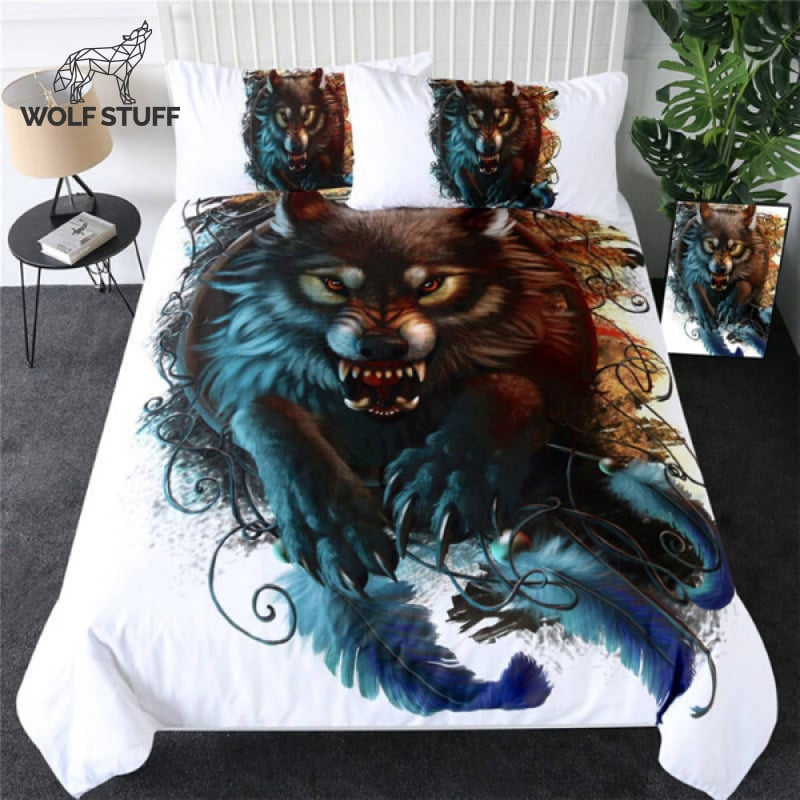 Wolf Bedroom Set