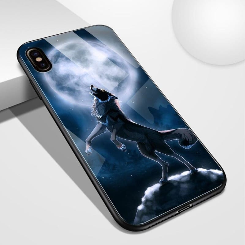 Wolf Cell Phone Case