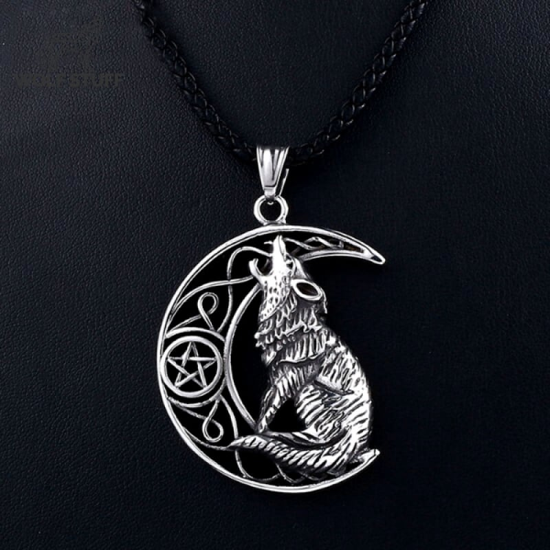 Wolf Necklace for Women