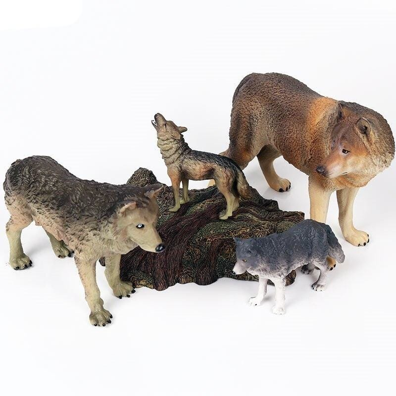Wolf Pack Toys