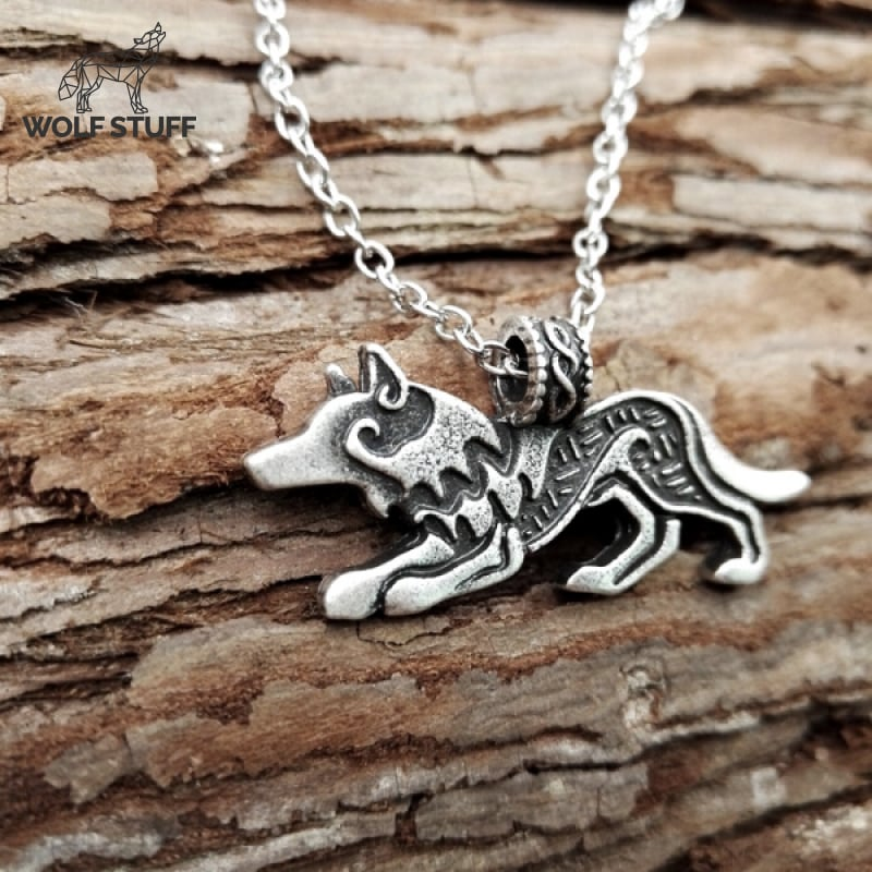 Wolf Pendant Charms