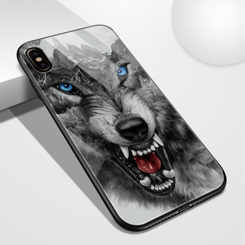 Wolf Phone Case Iphone 5s