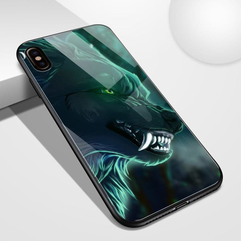 Wolf Phone Case Iphone XR